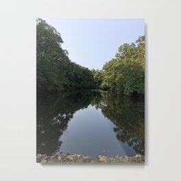 Summer 17 Reflections Metal Print