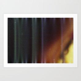 Sensitive to Light Art Print