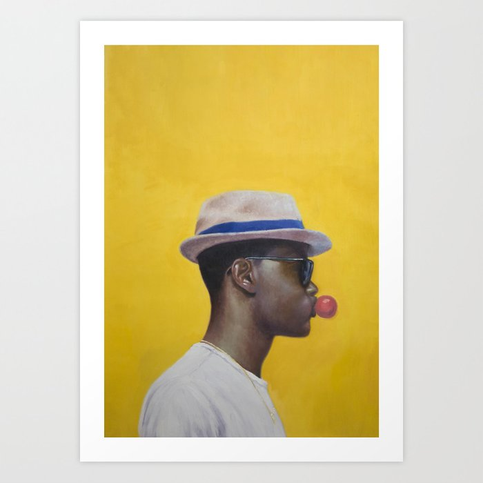 Discover the motif ROCKSTEADY by Alexander Grahovsky as a print at TOPPOSTER