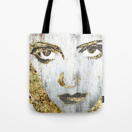 Silver Screen Bette Davis 1 Tote Bag