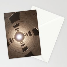 Chambord Castle - Stairs Stationery Cards