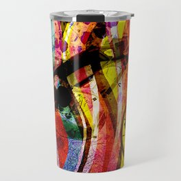 Motorbike Fibres  Dream Series 001 Travel Mug
