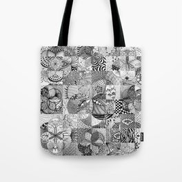 Art in Action Logo Tote Bag