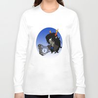 homestuck Long Sleeve T-shirts featuring Spider's Apology by Alice Everyday