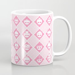 The Nik-Nak Bros. Strawbury Milk Coffee Mug