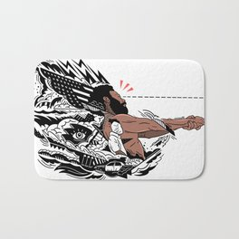 This Is America Bath Mat