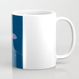 How Clouds Stay Fluffy Coffee Mug