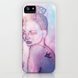 Secret Stars iPhone Case