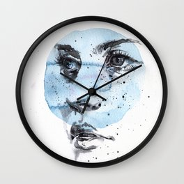 small piece 27 Wall Clock