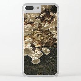 Stump 6 Clear iPhone Case
