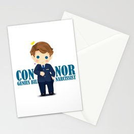 Connor - Chibi Version Stationery Cards