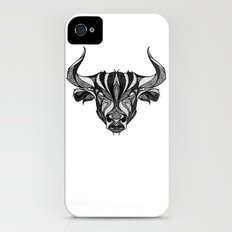 Signs of the Zodiac - Taurus Slim Case iPhone (4, 4s)