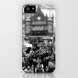 Buchanan Street iPhone Case