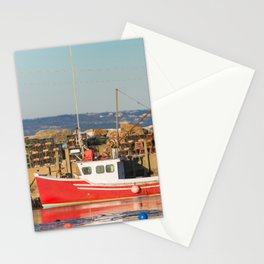 Mill Cove Lobstering Stationery Cards