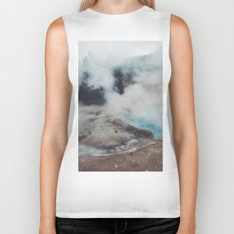 Jump Into the Fog Biker Tank
