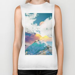 Dreaming Mountains Biker Tank