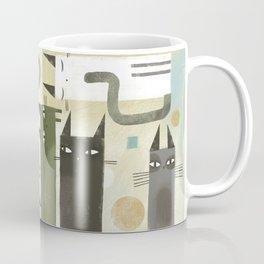 EARS EYES & TAILS Coffee Mug