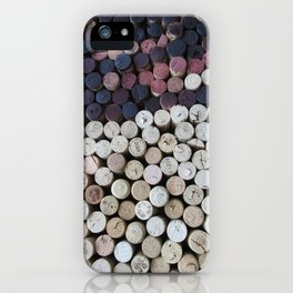 Too Many Corks iPhone Case