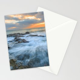 Sunrise at Dunmore Stationery Cards