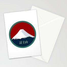 Mount Fuji Japan Stationery Cards