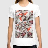 splatter T-shirts featuring SPLATTER PRINT by Cat Milchard