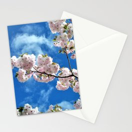 A Spring Blossom View Stationery Cards