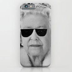 BE COOL - The Queen iPhone 6s Slim Case