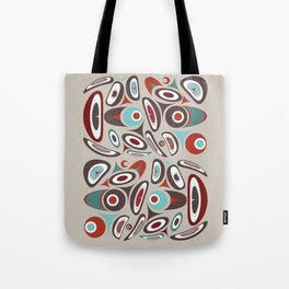 Tales from the iglu Tote Bag