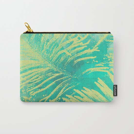 Happy Place #society6 #buyart #decor Carry-All Pouch