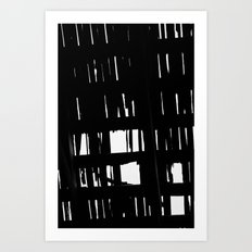 Leakage Art Print