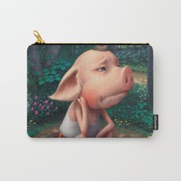 Sufferer Pig Carry-All Pouch