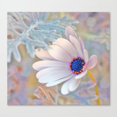 Fairytale of the flower(2). Canvas Print