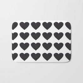 Heart-144 Bath Mat