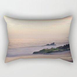 Slow Sunset Rectangular Pillow