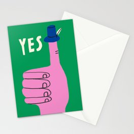 Affirmative Stationery Cards