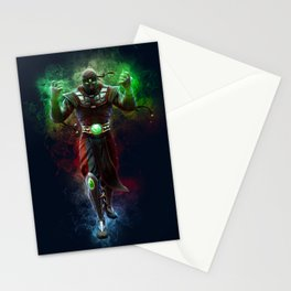 Ermac Stationery Cards