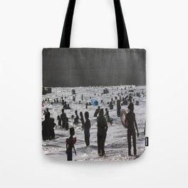 Shadow Beach Tote Bag