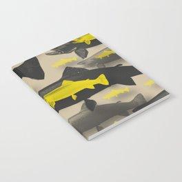 3D Fish Notebook