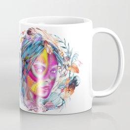 Federfrau Coffee Mug