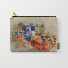 Abandoned Ford Truck Carry-All Pouch