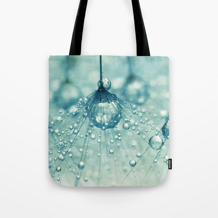 Sparkling Dandy Drops Tote Bag