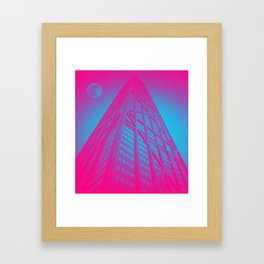 John Hancock Building in Chicago 1 Framed Art Print