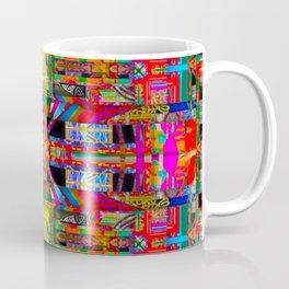 Kaleidoscope Window no. 4 Coffee Mug