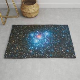 The Jewel Box Kappa Crucis Star Cluster NGC 4755 Rug