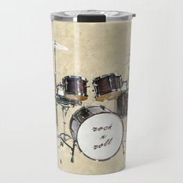 Drumkit Travel Mug