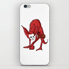 Léopold J. O'Carthy iPhone Skin