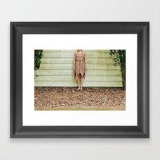 Threadbare Framed Art Print