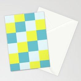 Special Checker Melia Stationery Cards