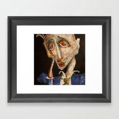 cirque 2 Framed Art Print