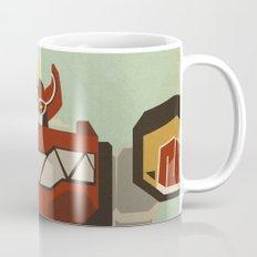 The Mega of the Zords Mug